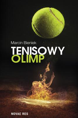 okładka Tenisowy Olimp, Ebook | Marcin Bieniek