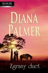 okładka Zgrany duet. Ebook   EPUB,MOBI   Diana Palmer