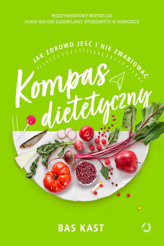 okładka Kompas dietetycznyebook | EPUB, MOBI | Bas Kast