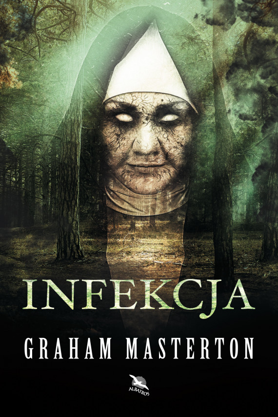 okładka INFEKCJAebook | EPUB, MOBI | Graham Masterton, Piotr Kuś