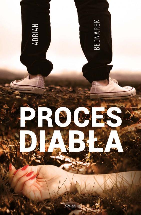 okładka Proces diabłaebook | EPUB, MOBI | Adrian  Bednarek