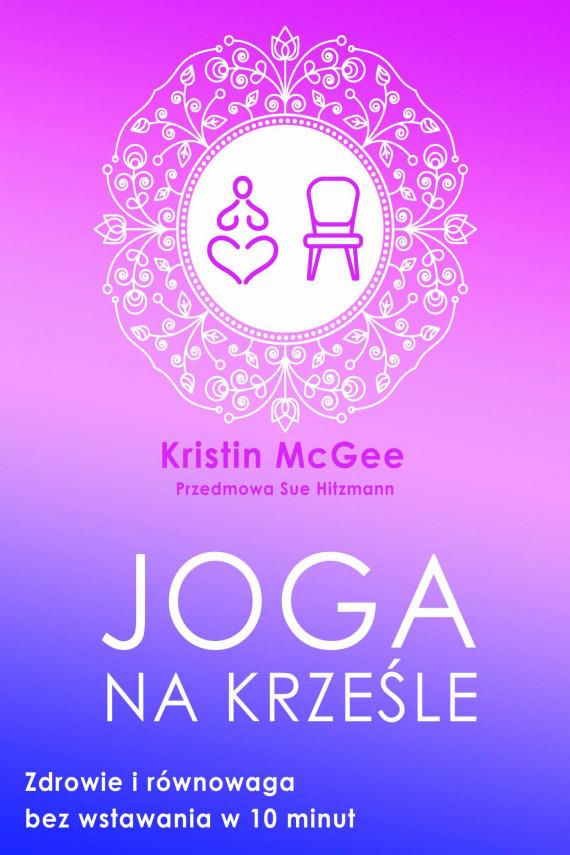 okładka Joga na krześle - PDFebook | PDF | McGee Kristin