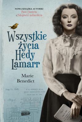 okładka Wszystkie życia Hedy Lamarr, Ebook | Marie Benedict
