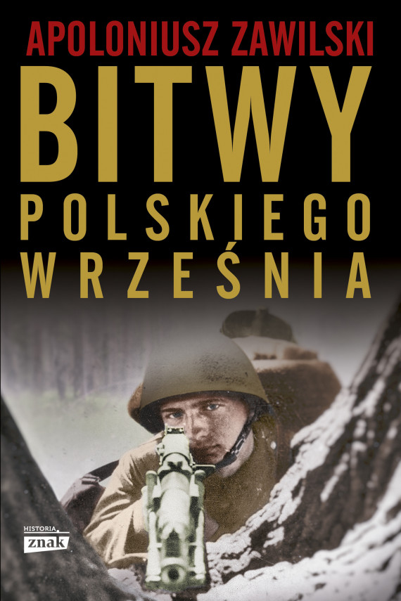 okładka Bitwy polskiego wrześniaebook | EPUB, MOBI | Zawilski Apoloniusz