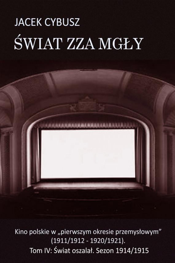 okładka Świat zza mgły. Tom 4ebook | EPUB, MOBI | Jacek Cybusz