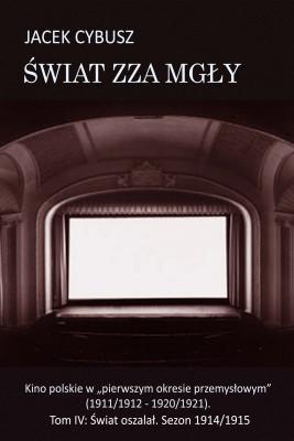 okładka Świat zza mgły. Tom 4, Ebook | Jacek Cybusz