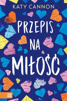 okładka Przepis na miłość, Ebook | Bożenna Stokłosa, Cannon Katy