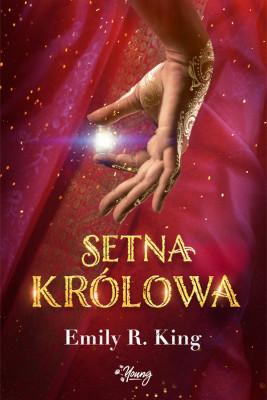 okładka Setna królowa. Tom 1, Ebook | Emily R. King