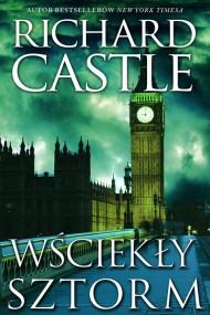 okładka Wściekły sztorm, Ebook   Richard Castle