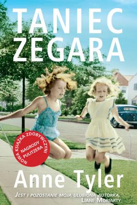 okładka Taniec zegara, Ebook | Anne Tyler, Kamila Slawinski