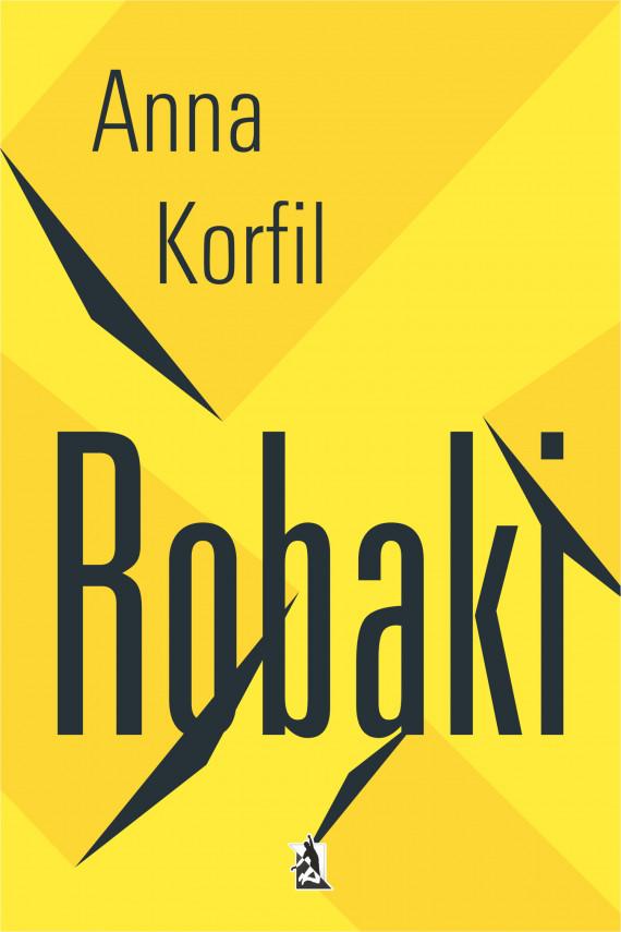 okładka Robakiebook | EPUB, MOBI | Anna Korfil
