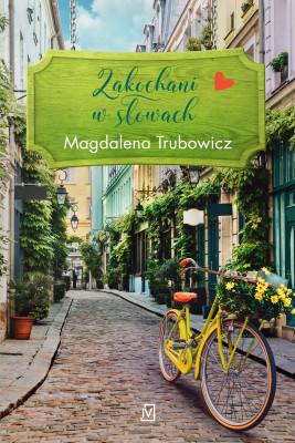 okładka Zakochani w słowach, Ebook | Magdalena  Trubowicz