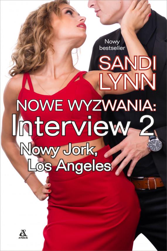 okładka Nowe wyzwania. Interview: Nowy Jork & Los Angelesebook | EPUB, MOBI | Sandi Lynn, Julia Wolin