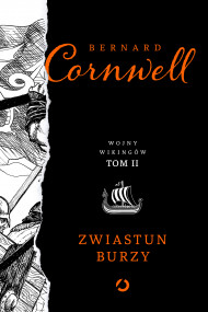 okładka Zwiastun burzy, Ebook | Bernard Cornwell