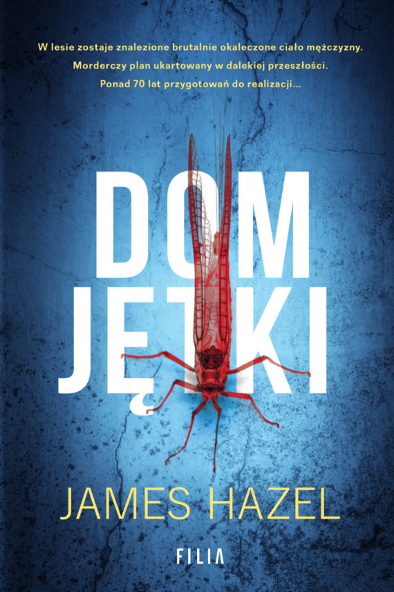 okładka Dom Jętkiebook | EPUB, MOBI | James Hazel