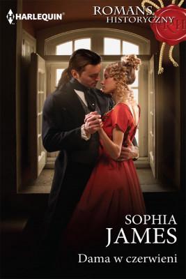 okładka Dama w czerwieni, Ebook | Sophia James
