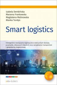 okładka Smart logistics, Ebook | Tundys Blanka, Dembińska Izabela, Frankowska Marzena, Magdalena Malinowska