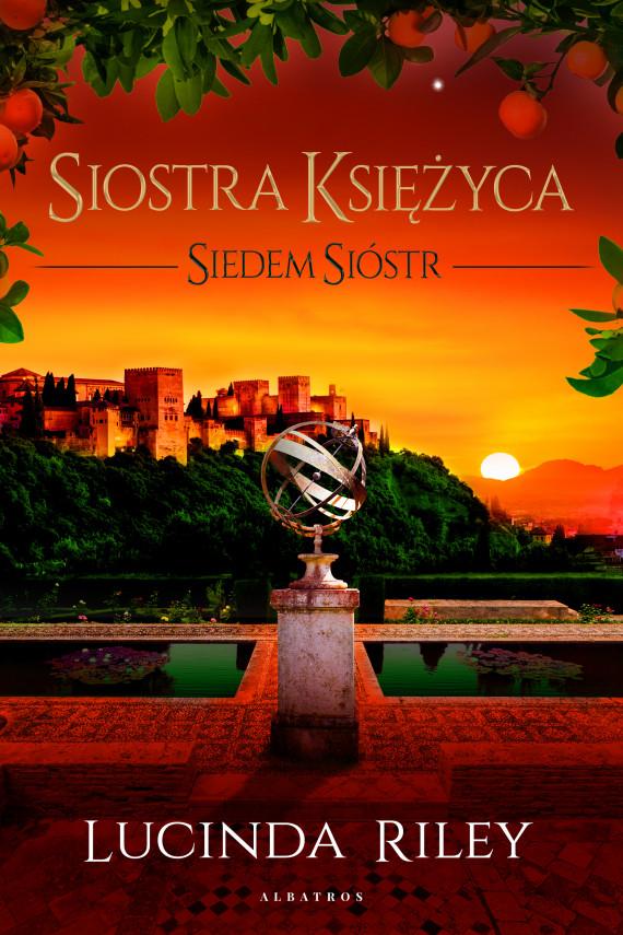 okładka Siostra Księżycaebook | EPUB, MOBI | Anna Esden-Tempska, Riley Lucinda
