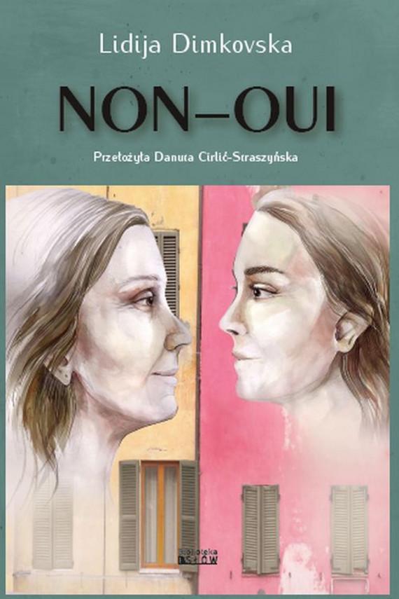 okładka Non-Ouiebook | EPUB, MOBI | Dimkovska Lidija, Danuta Cirlić-Straszyńska