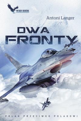 okładka DWA FRONTY., Ebook | Antoni Langer