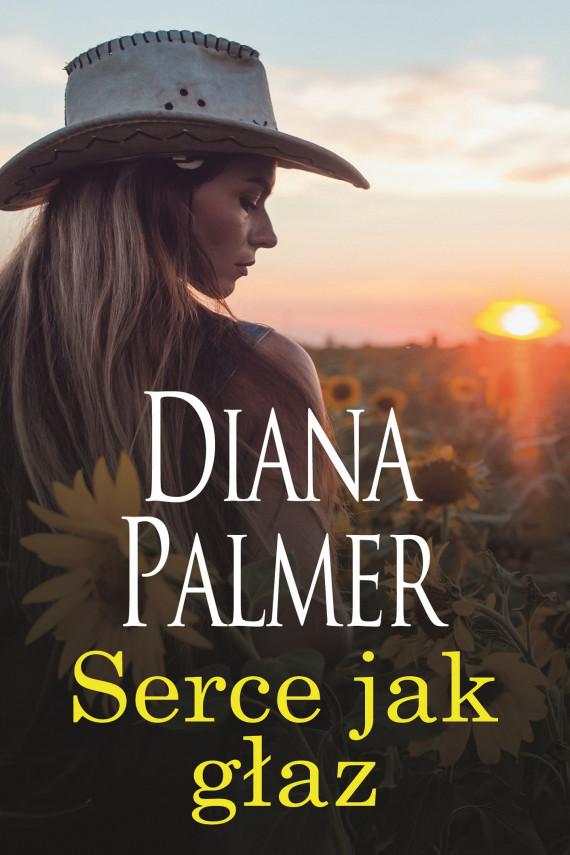 okładka Serce jak głazebook | EPUB, MOBI | Diana Palmer
