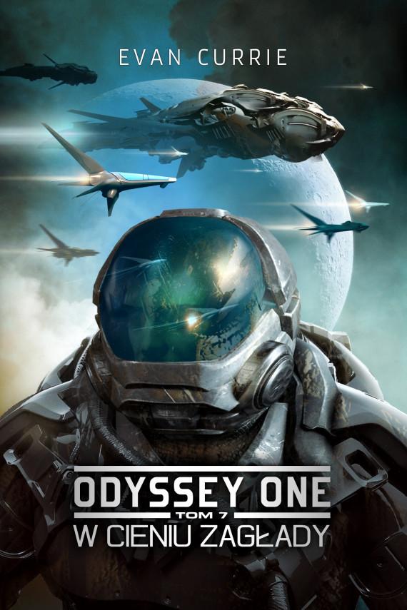 okładka Odyssey One. Tom 7. W cieniu zagładyebook | EPUB, MOBI | Evan Currie