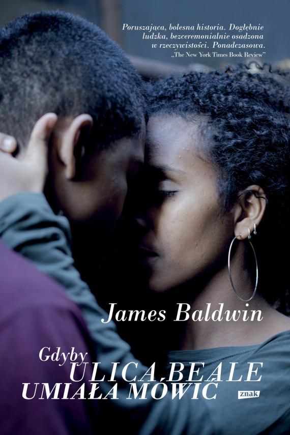 okładka Gdyby ulica Beale umiała mówićebook | EPUB, MOBI | James Baldwin