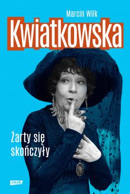 okładka Kwiatkowska, Ebook | Marcin Wilk