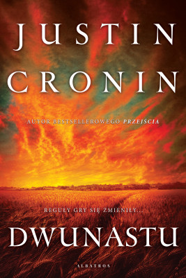 okładka DWUNASTU, Ebook | Justin Cronin