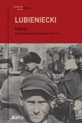okładka Odwet, Ebook | Zbigniew  Lubieniecki