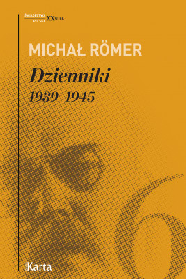 okładka Dzienniki. 1939–45. Tom 6, Ebook | Michał Römer