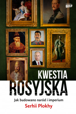 okładka Kwestia rosyjska, Ebook | Serhii Plokhy