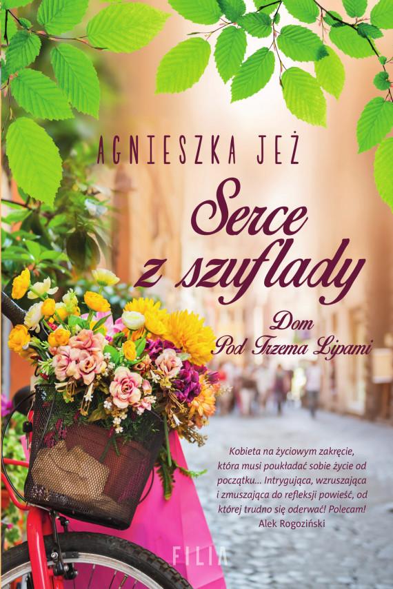 okładka Serce z szufladyebook | EPUB, MOBI | Agnieszka Jeż