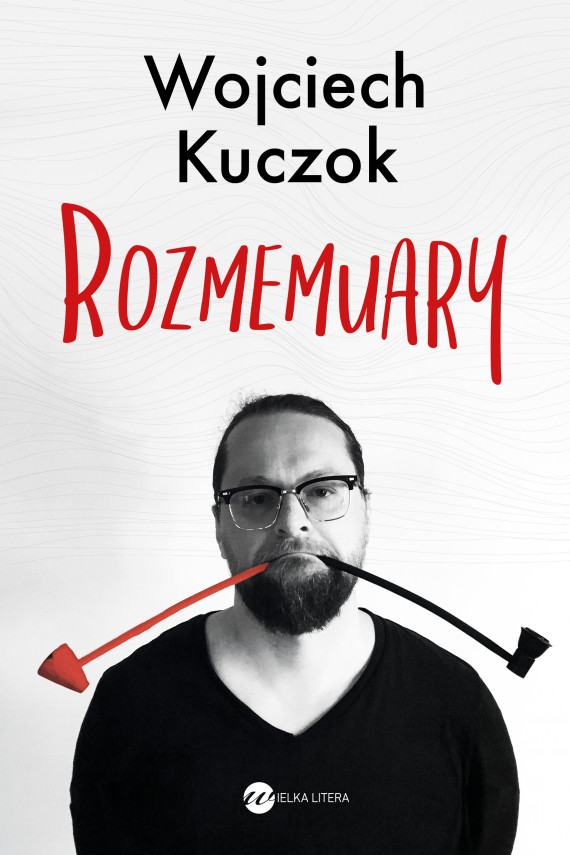 okładka Rozmemuaryebook | EPUB, MOBI | Kuczok Wojciech