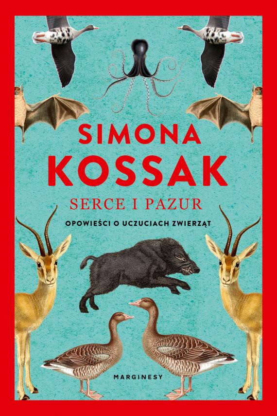 okładka Serce i pazurebook | EPUB, MOBI | Simona Kossak