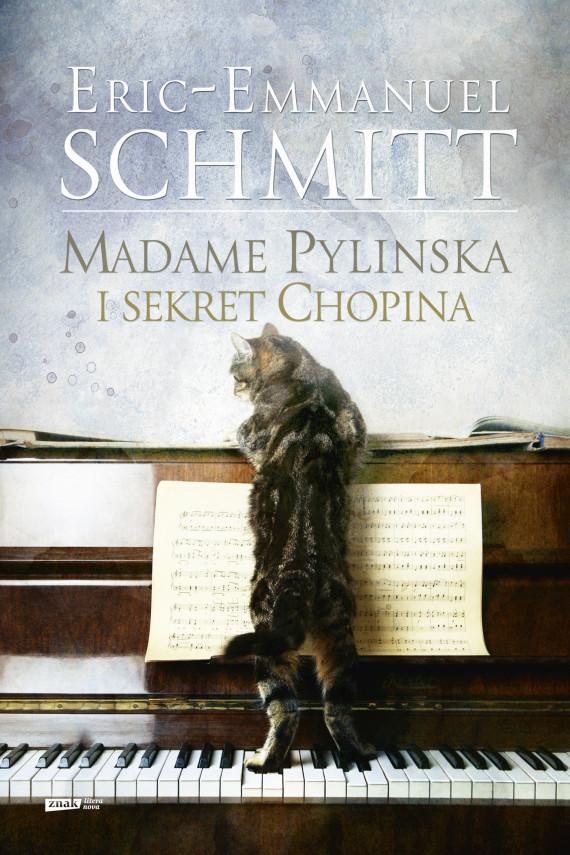 okładka Madame Pylinska i sekret Chopinaebook | EPUB, MOBI | Eric-Emmanuel Schmitt
