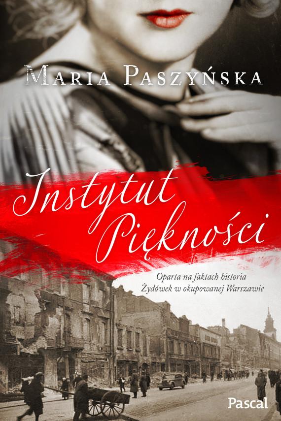 okładka Instytut pięknościebook | EPUB, MOBI | Maria  Paszyńska