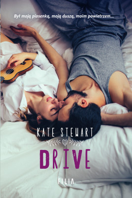 okładka Drive, Ebook | Stewart Kate