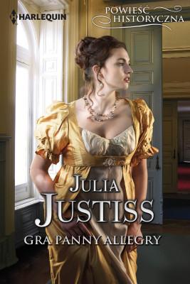okładka Gra panny Allegry, Ebook   Julia Justiss