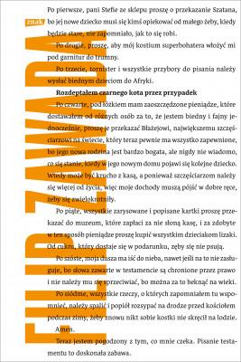 okładka Rozdeptałem czarnego kota przez przypadek, Ebook | Filip Zawada
