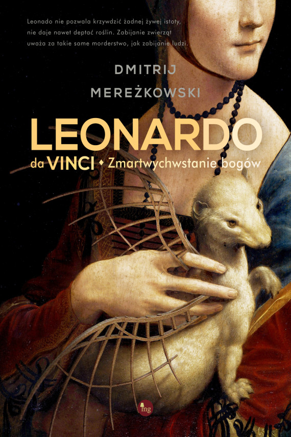 okładka Leonardo da Vinciebook   EPUB, MOBI   Mereżkowski Dmitrij