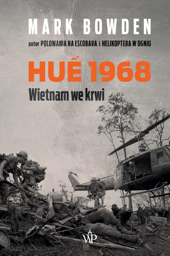 okładka Hue 1968ebook | EPUB, MOBI | Mark Bowden