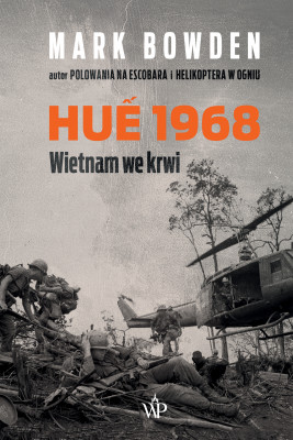 okładka Hue 1968, Ebook | Mark Bowden