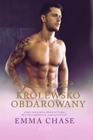 okładka Królewsko obdarowany, Ebook | Emma Chase
