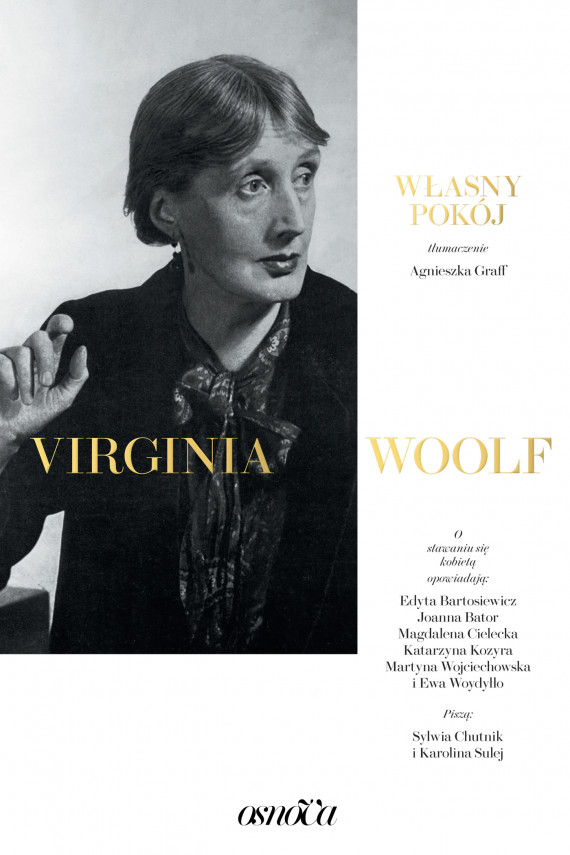 okładka Własny pokójebook | EPUB, MOBI | Virginia Woolf, Agnieszka  Graff