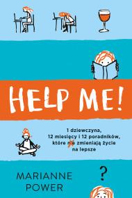 okładka Help Me!, Ebook   Adriana Celińska, Marianne  Power