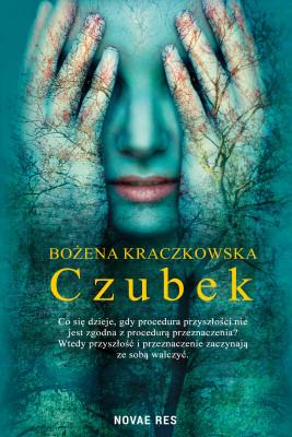 okładka Czubek, Ebook | Bożena Kraczkowska