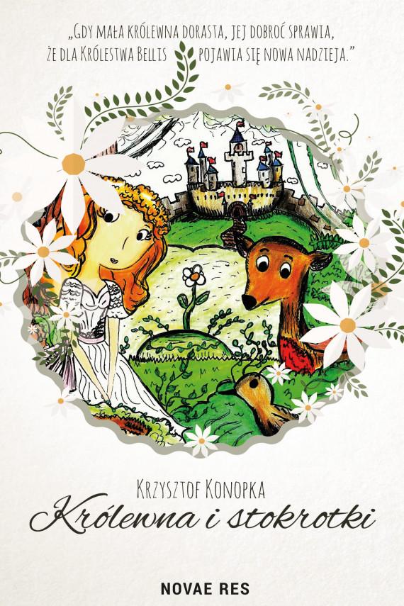 okładka Królewna i stokrotkiebook   EPUB, MOBI   Krzysztof Konopka