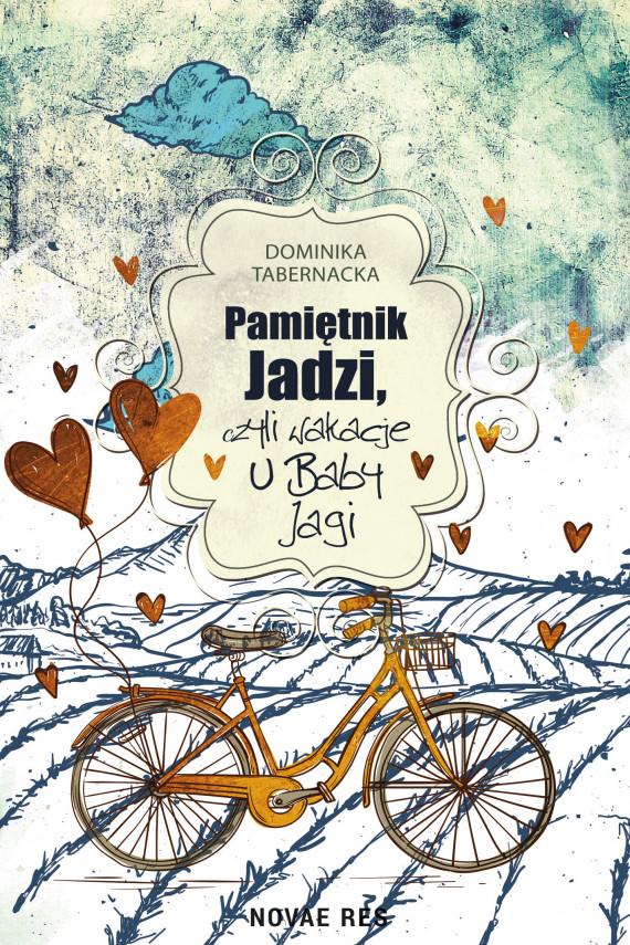 okładka Pamiętnik Jadzi, czyli wakacje u Baby Jagiebook | EPUB, MOBI | Dominika Tabernacka