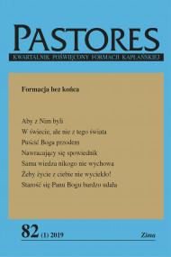 okładka Pastores 82 (1) 2019, Ebook | Zespół Redakcyjny